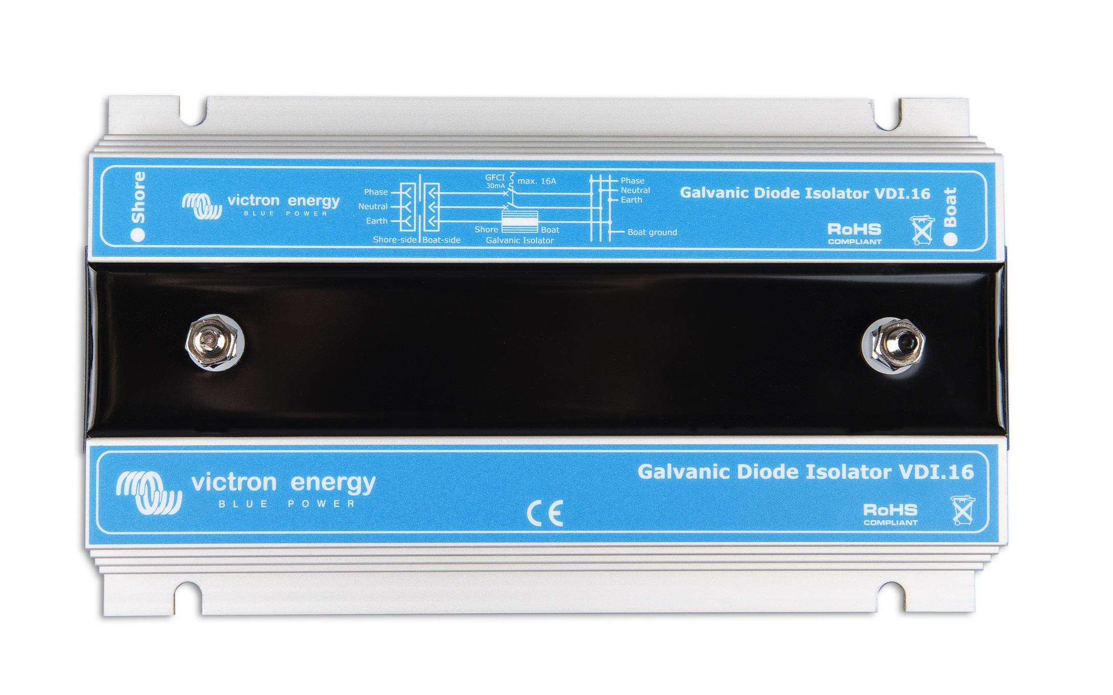 Galvanic Isolator VDI 16_top