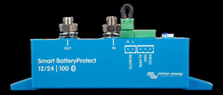 Smart BatteryProtect 12-24V 100A (front)