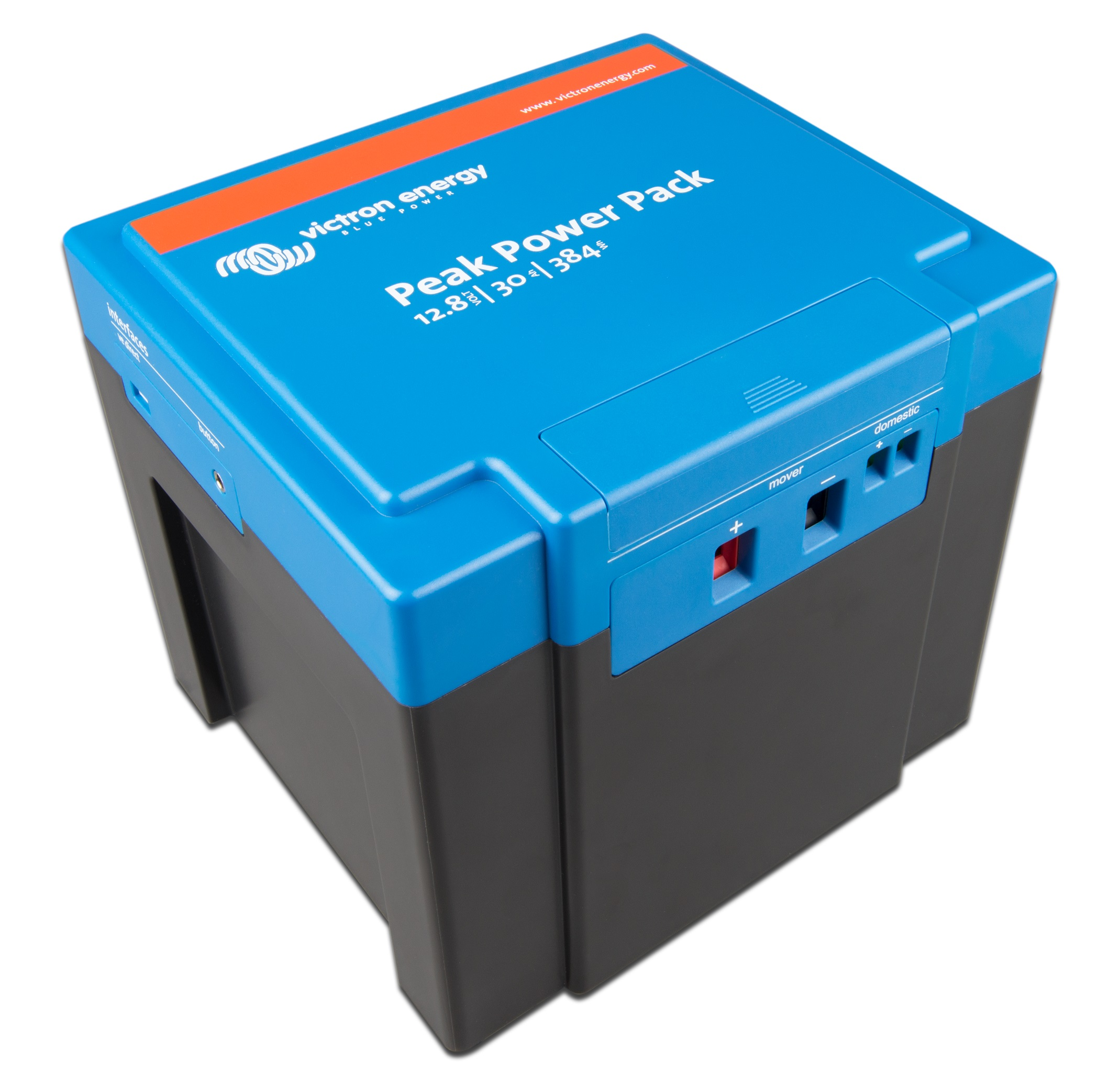 PEAK POWER PACK 12,8V/8AH - 102WH - VICTRON ENERGY