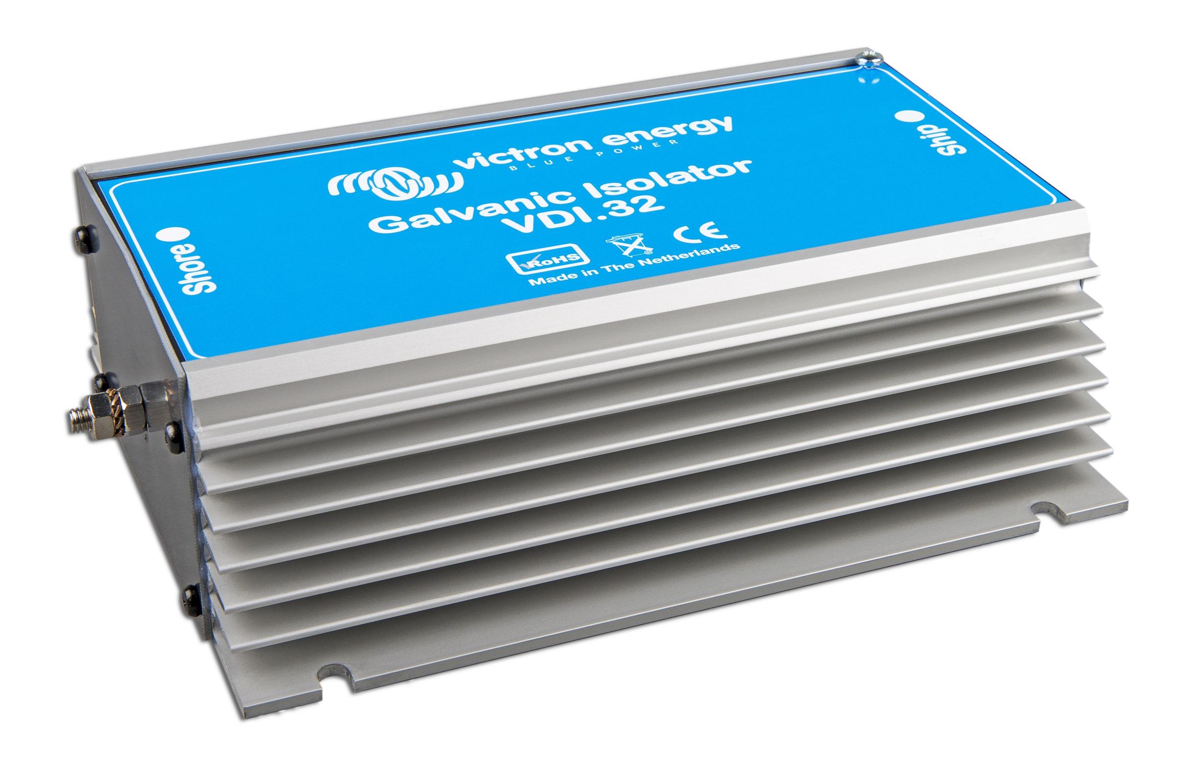 Galvanic Isolator VDI 32_side
